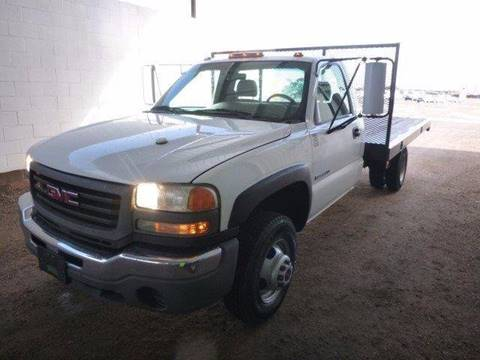 2005 GMC Sierra 3500 for sale at Armstrong Truck Center in Oakdale CA