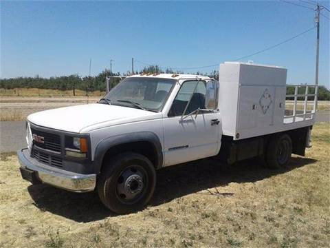 2001 GMC Sierra 3500HD