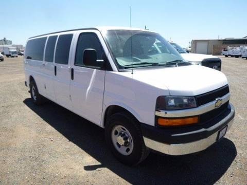 2013 Chevrolet Express Passenger for sale at Armstrong Truck Center in Oakdale CA