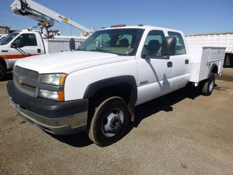 2003 Chevrolet Silverado 3500 for sale at Armstrong Truck Center in Oakdale CA