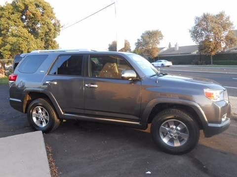 2010 Toyota 4Runner for sale at Armstrong Truck Center in Oakdale CA