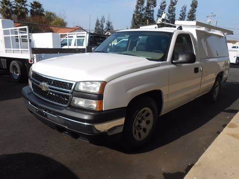 2006 Chevrolet Silverado 1500 for sale at Armstrong Truck Center in Oakdale CA
