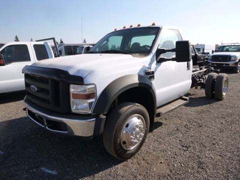 2008 Ford F-550 for sale at Armstrong Truck Center in Oakdale CA