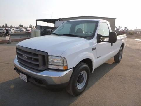 2004 Ford F-250 Super Duty for sale at Armstrong Truck Center in Oakdale CA