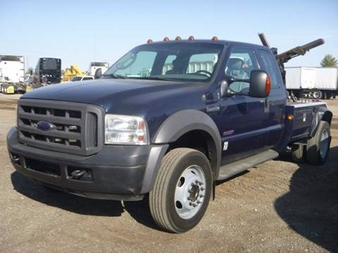 2005 Ford F-450 Super Duty for sale at Armstrong Truck Center in Oakdale CA