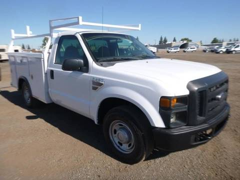 2010 Ford F-250 Super Duty for sale at Armstrong Truck Center in Oakdale CA