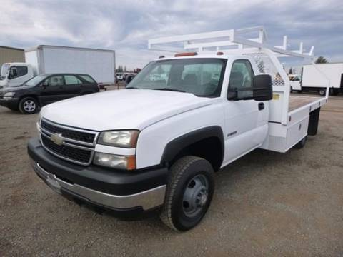2006 Chevrolet Silverado 3500 for sale at Armstrong Truck Center in Oakdale CA