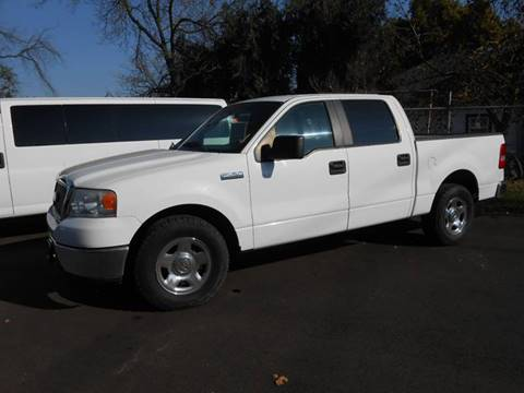 2007 Ford F-150 for sale at Armstrong Truck Center in Oakdale CA