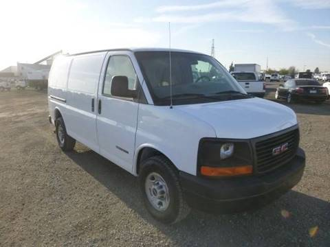 2006 GMC Savana Cargo for sale at Armstrong Truck Center in Oakdale CA