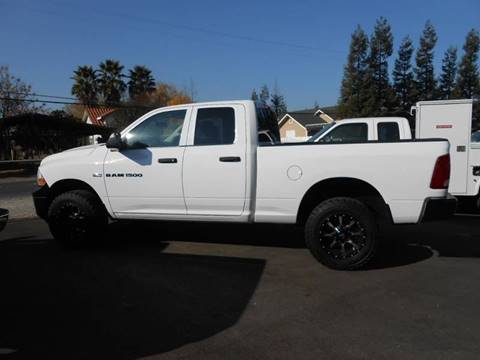 2011 RAM Ram Pickup 1500 for sale at Armstrong Truck Center in Oakdale CA