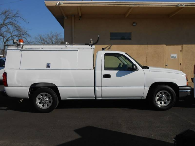 2007 Chevrolet Silverado 1500 for sale at Armstrong Truck Center in Oakdale CA