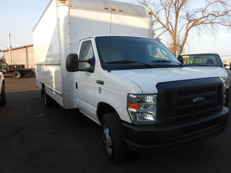 2012 Ford E-350 for sale at Armstrong Truck Center in Oakdale CA