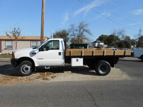 2001 Ford F-550 for sale at Armstrong Truck Center in Oakdale CA