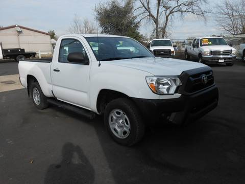 2013 Toyota Tacoma for sale at Armstrong Truck Center in Oakdale CA