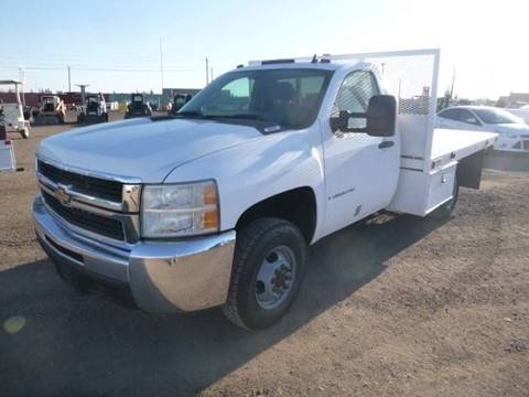 2007 Chevrolet Silverado 3500HD for sale at Armstrong Truck Center in Oakdale CA