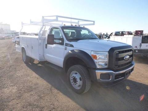 2015 Ford F-550 for sale at Armstrong Truck Center in Oakdale CA