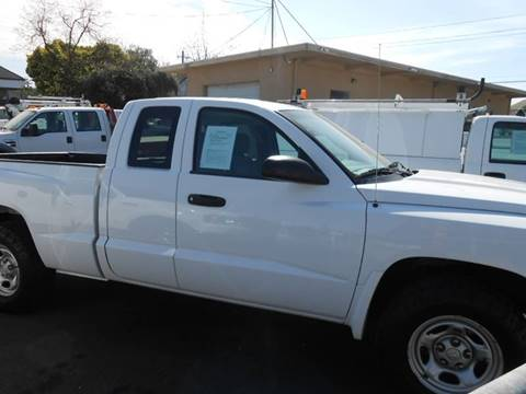 2010 Dodge Dakota for sale at Armstrong Truck Center in Oakdale CA