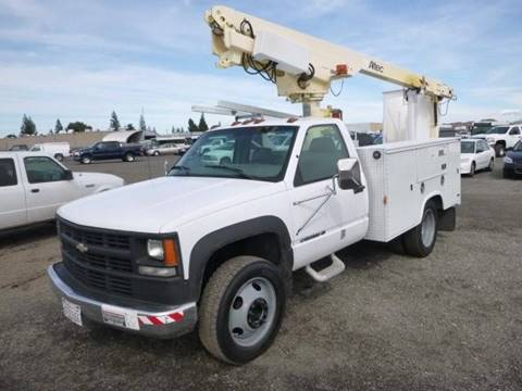 2000 Chevrolet C/K 3500 Series for sale at Armstrong Truck Center in Oakdale CA