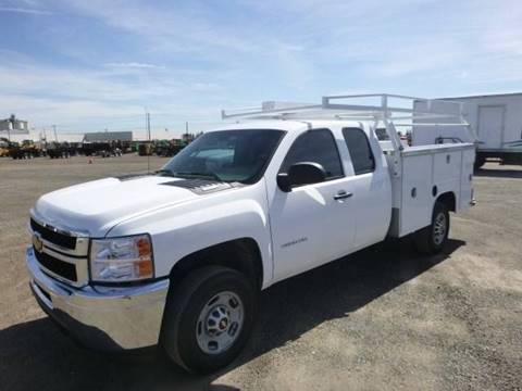 2012 Chevrolet Silverado 2500HD for sale at Armstrong Truck Center in Oakdale CA