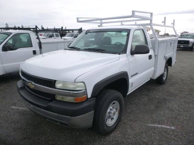 2002 Chevrolet Silverado 2500HD For Sale At Armstrong Truck Center In  Oakdale CA