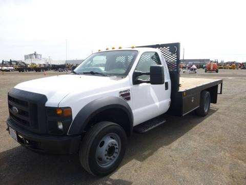 2009 Ford F-550 for sale at Armstrong Truck Center in Oakdale CA