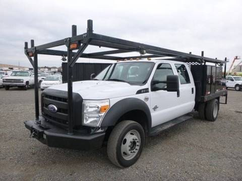 2011 Ford F-450 Super Duty for sale at Armstrong Truck Center in Oakdale CA