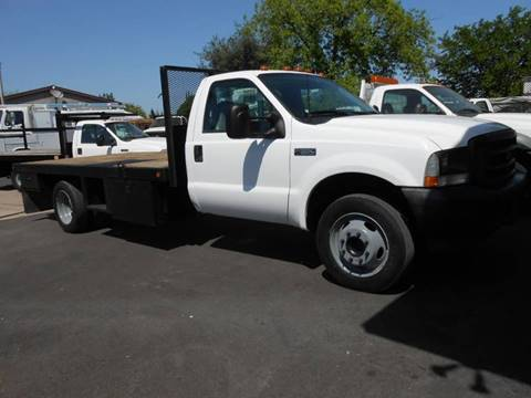 2002 Ford F-550 for sale at Armstrong Truck Center in Oakdale CA