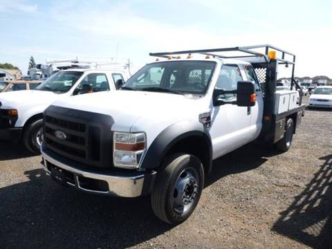 2008 Ford F-450 Super Duty for sale at Armstrong Truck Center in Oakdale CA