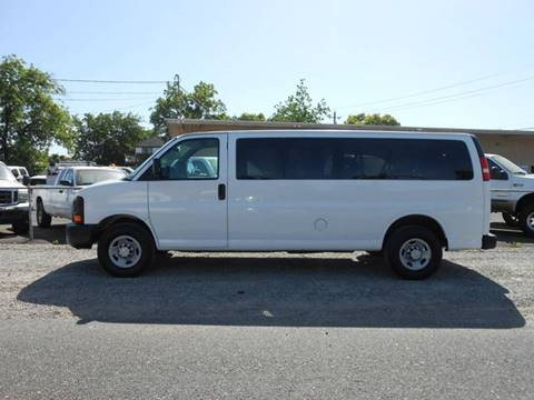 2007 Chevrolet Express Passenger for sale at Armstrong Truck Center in Oakdale CA