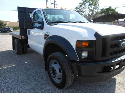 2010 Ford F-450 Super Duty for sale in Oakdale, CA