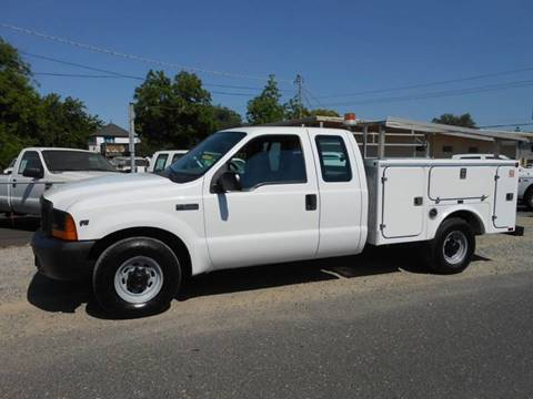 1999 Ford F-250 for sale at Armstrong Truck Center in Oakdale CA