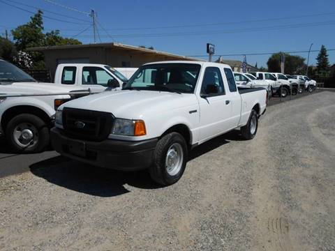 2005 Ford Ranger for sale at Armstrong Truck Center in Oakdale CA