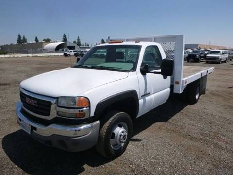 2007 GMC Sierra 3500HD for sale at Armstrong Truck Center in Oakdale CA