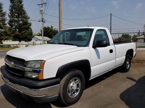 2004 Chevrolet Silverado 1500 for sale at Armstrong Truck Center in Oakdale CA