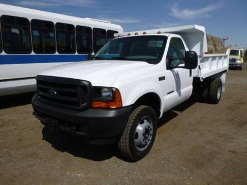1999 Ford F-550 for sale at Armstrong Truck Center in Oakdale CA