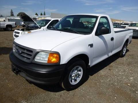 2004 Ford F-150 Heritage for sale at Armstrong Truck Center in Oakdale CA