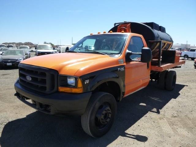 1999 Ford F-450 Super Duty for sale at Armstrong Truck Center in Oakdale CA