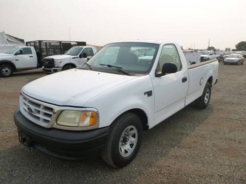 1999 Ford F-150 for sale at Armstrong Truck Center in Oakdale CA