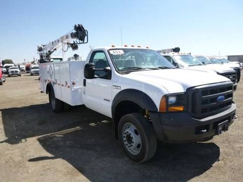 2007 Ford F-550 for sale at Armstrong Truck Center in Oakdale CA