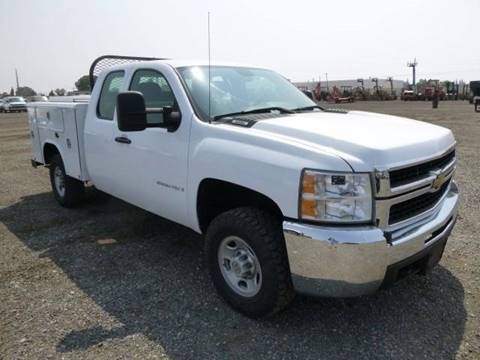 2008 Chevrolet Silverado 2500HD for sale at Armstrong Truck Center in Oakdale CA