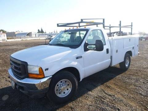 2001 Ford F-350 for sale at Armstrong Truck Center in Oakdale CA