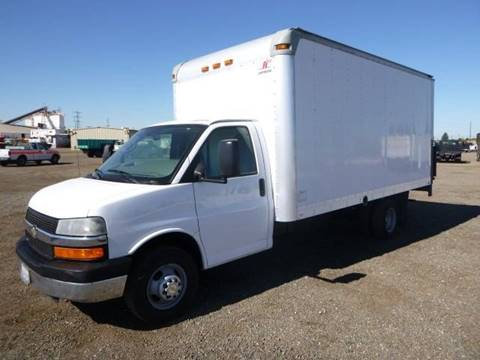2008 Chevrolet G3500 for sale at Armstrong Truck Center in Oakdale CA