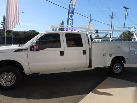 2014 Ford F-350 Super Duty for sale at Armstrong Truck Center in Oakdale CA