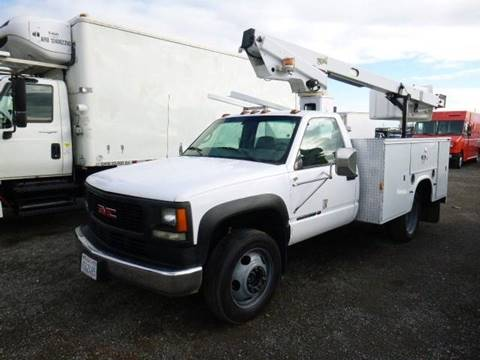 2000 GMC C/K 3500 Series for sale at Armstrong Truck Center in Oakdale CA