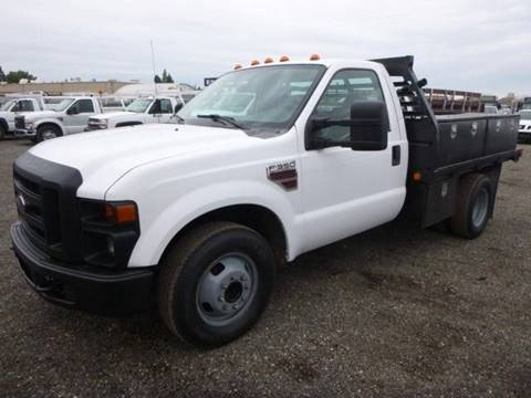 2008 Ford F-350 Super Duty for sale in Oakdale, CA