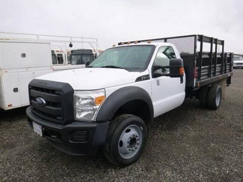 2013 Ford F-450 Super Duty for sale at Armstrong Truck Center in Oakdale CA
