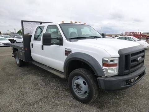 2010 Ford F-450 Super Duty for sale at Armstrong Truck Center in Oakdale CA