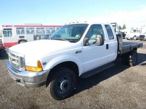 1999 Ford F-350 Super Duty for sale in Oakdale, CA