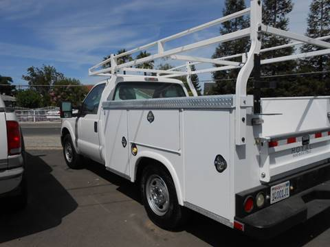 2012 Ford F-250 Super Duty for sale in Oakdale, CA