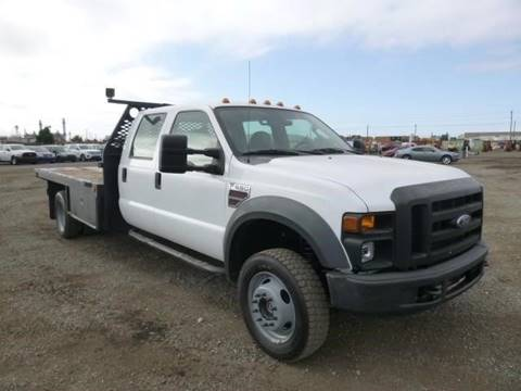 2009 Ford F-550 Super Duty for sale in Oakdale, CA